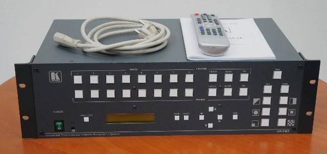 Ref 2022 Kramer VP727 Switcher