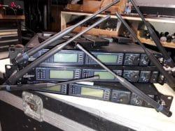Ref 2037 Shure UR4D Set