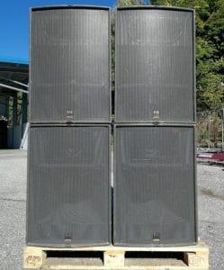 Ref 2041 Martin Audio W8C u W8CS Set