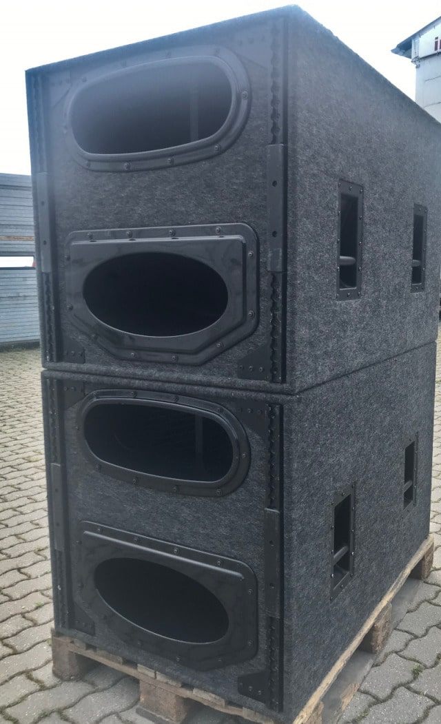 Ref 2060 Nexo CD18 Subs