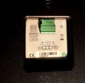 Ref 2081 Martin Audio CDD15 Coax 1