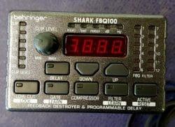 Ref 2090 Behringer Shark FBQ 1