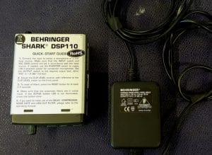 Ref 2091 Behringer Shark DSP 1
