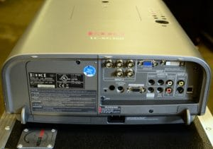 Ref 2098 Eiki LC XG Beamer 1