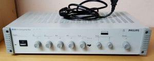 Ref 2115 Philips SQ10 Amp 1