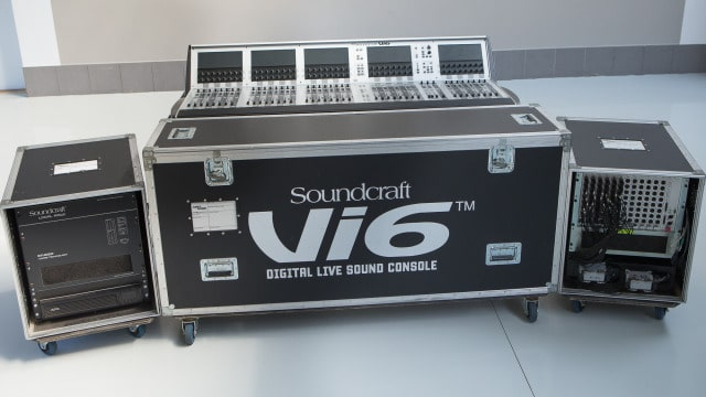 Ref 2134 Soundcraft Vi600 Set 1